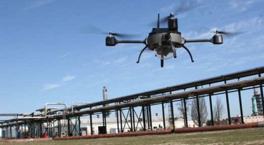 UAS reports are on the increase, but only slightly.