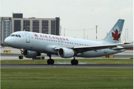 Air Canada now requires two crew members in the cockpit at all times during flight.