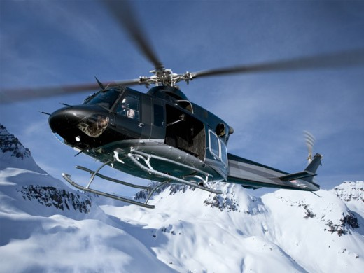 The Bell 412 is likely to be the next Coast Guard medium-lift helicopter