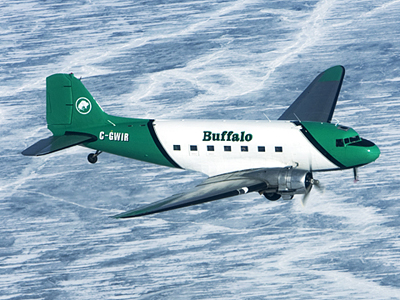 Buffalo Airways, Yellowknife, NWT<br /><br /><br /><br /><br /><br /><br /> May 2010