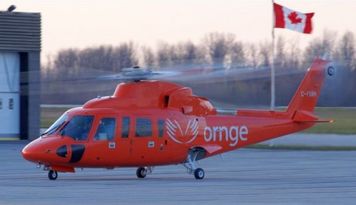 An Ornge S-76A crashed in Northern Ontario in 2013, killing four employees.