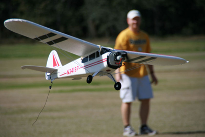 A B.C. Judge has banned RC aircraft from agricultural land