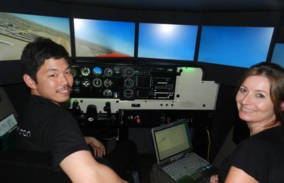 redbird-simulator