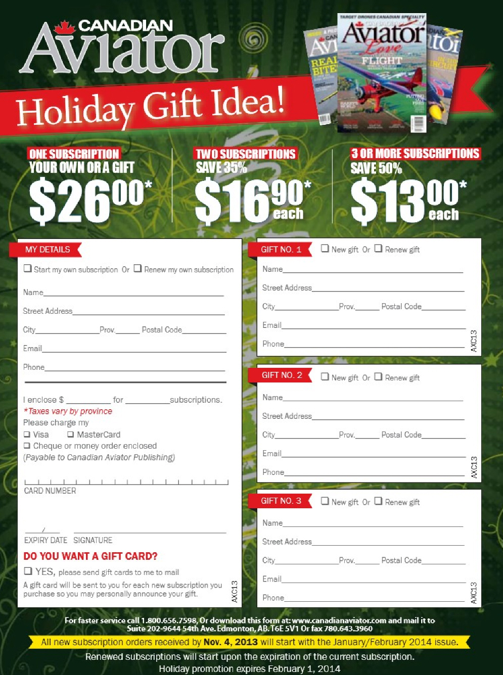 holiday2013offer