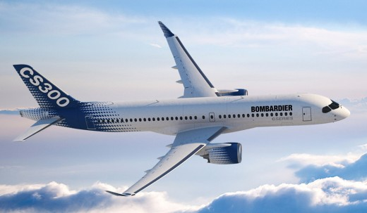 An Abu Dhabi company has ordered one and maybe two CS300s as corporate aircraft.