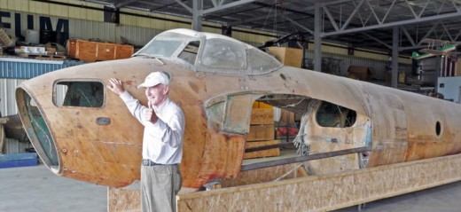 A fund-raising campaign to restore two historic airplanes in Calgary was reached June 20.