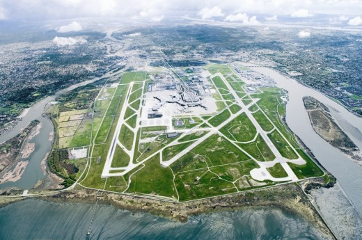 """Police are investigating a third """"serious"""" drone incident near YVR."""
