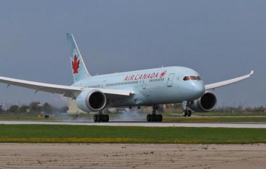 Air Canada is scheduled to resume flights to Tel Aviv after a rocket attack there.