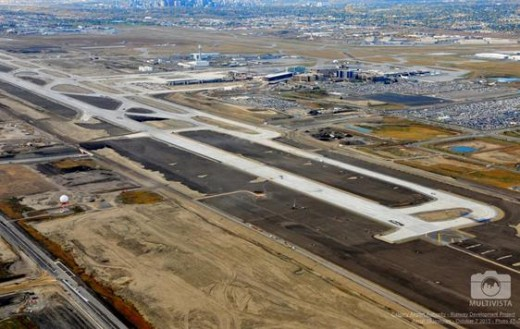 Noise complaints are rampant since Calgary's new runway opened.