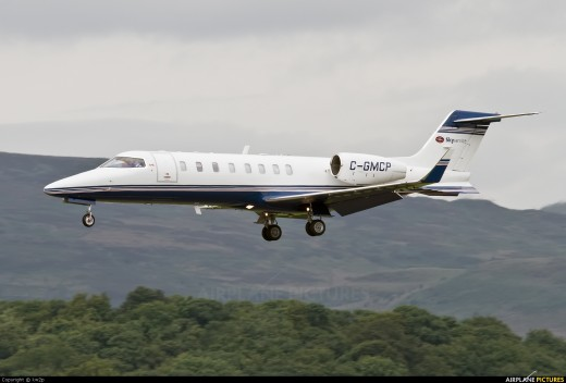 Skyservice's Learjet 45s will be equipped with Star Navigation's real-time tracking system.
