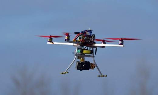 Airliner encounters with drones are becoming a time consuming problem for  Transport Canada.