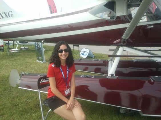 Glasair with Canadian Clamar Floats - Canadian Aviator Magazine