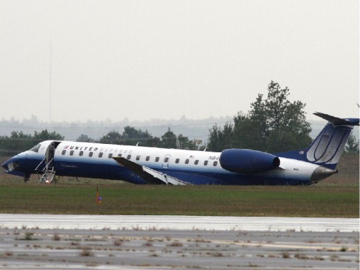 Trans State Airlines says Ottawa's runways aren't up to friction standards.