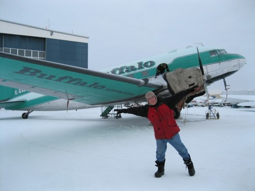 The final episode of Ice Pilots NWT was Wednesday.