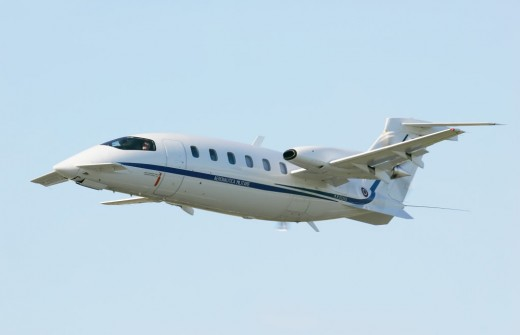 RCMP sold this Piaggio Avanti in July.
