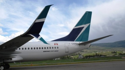 WestJet is adding Internet to its aircraft starting next month.