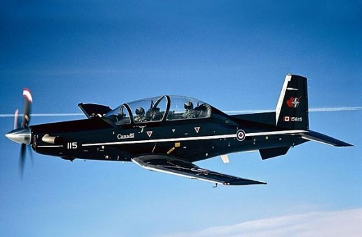 CAE is taking over military flight training in Canada.