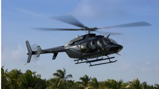 Bell sold 200 Mirabel-built 407GXPs at HAI Heli-Expo in Orlando.
