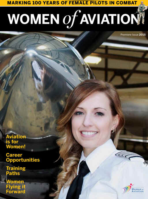Our Women of Aviation supplement digital edition can now be viewed online.