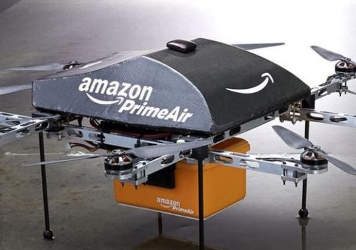 Amazon's testing of unmanned aerial systems in B.C. was big news this week.