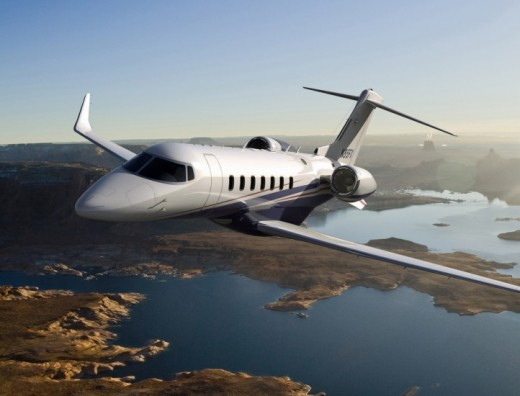 Could Textron be in line to buy Learjet?