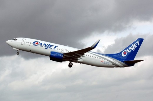 CanJet is laying off most of its flight crews.
