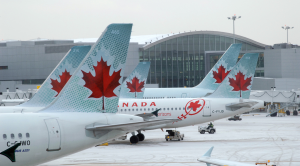 Air Canada is eyeing more U.S. routes.