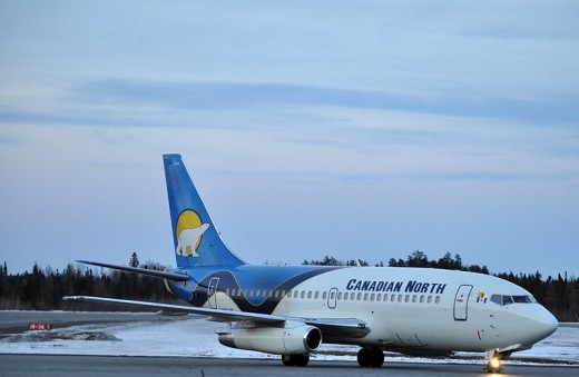 Canadian North and First Air have entered into a codeshare agreement.