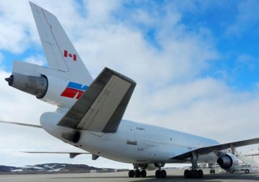 KF Aerospace is starting a new international air cargo service.