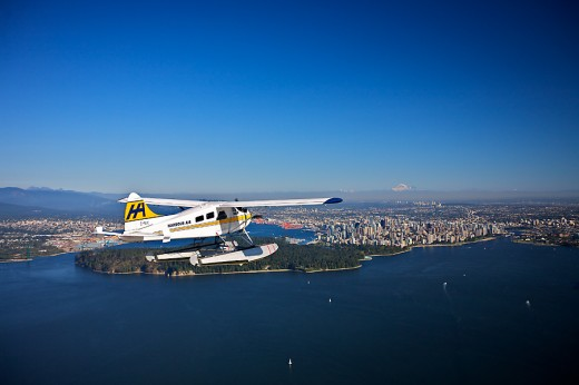 Harbour Air will help establish a seaplane airline in China
