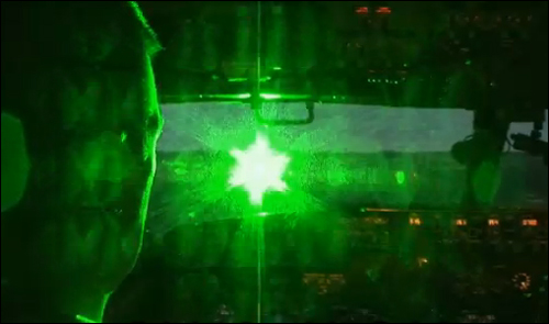 There were 504 laser strikes in Canada in 2014.