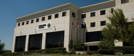 Bombardier's Dallas Training Centre.