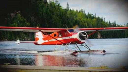 Air Saguenay is a major bush carrier in Quebec.
