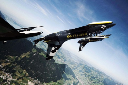 The Breitling Jet Team will be at the Abbotsford Air Show