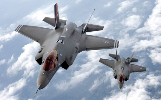 Justin Trudeau would scrap plans to buy the F-35.