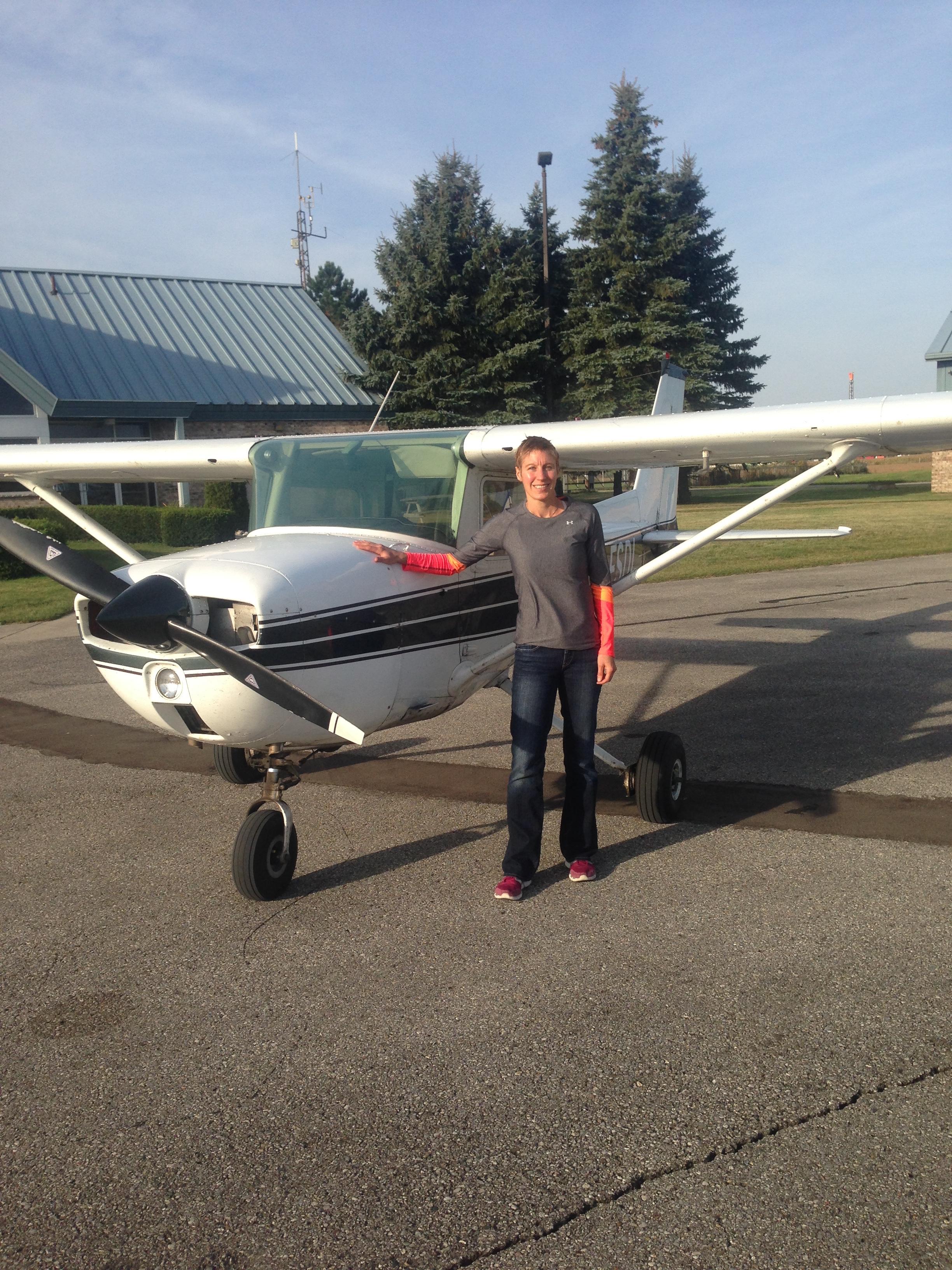Michael Greene - Canadian Aviator Magazine