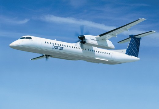 Porter Airlines will stretch the capacity of its Q400 aircraft with service to Melbourne, Florida.
