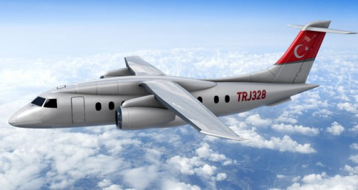 Pratt and Whitney Canada will supply engines for the TRJet.