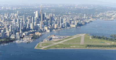 Billy Bishop will not be used by jets anytime soon.