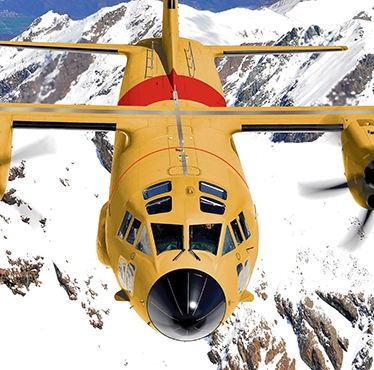 The C-27 Spartan is one of four contenders for FWSAR.