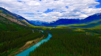 It's hard to resist taking drone photos of national parks even though it's illegal.