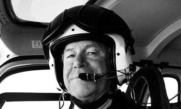 Manitoba pilot David Wood was killed in an accident in Antarctica.