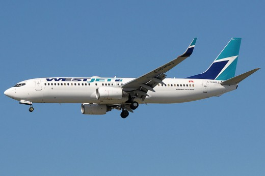 Westjet has cut 88 flights in B.C. and Alberta.