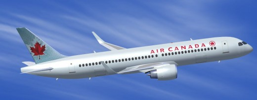Air Canada will buy up to 75 Series. Rendering: Flyaway Simulation