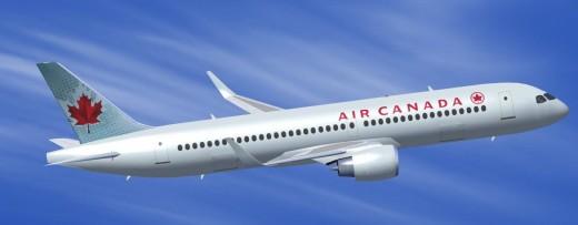 Air Canada will buy up to 75 Series. Rendering: Flyaway Simulation