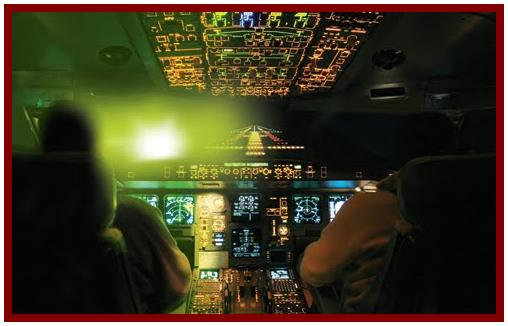 Air Canada Pilots Association wants a ban on lasers.