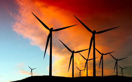 Collingwood is fighting construction of a wind farm near its airport.