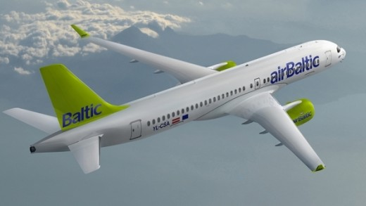 Air Baltic will take a total of 20 CS300s.