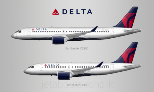 Delta may announce a big CSeries purchase.