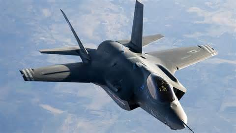 The F-35 is back in the running.
